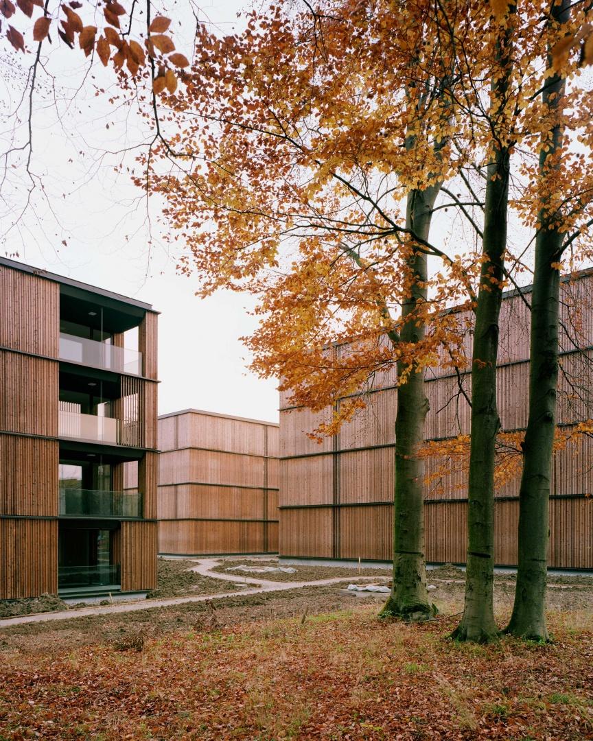 E2A Piet Eckert und Wim Eckert Architekten / Escherpark © Foto: Rasmus Norlander