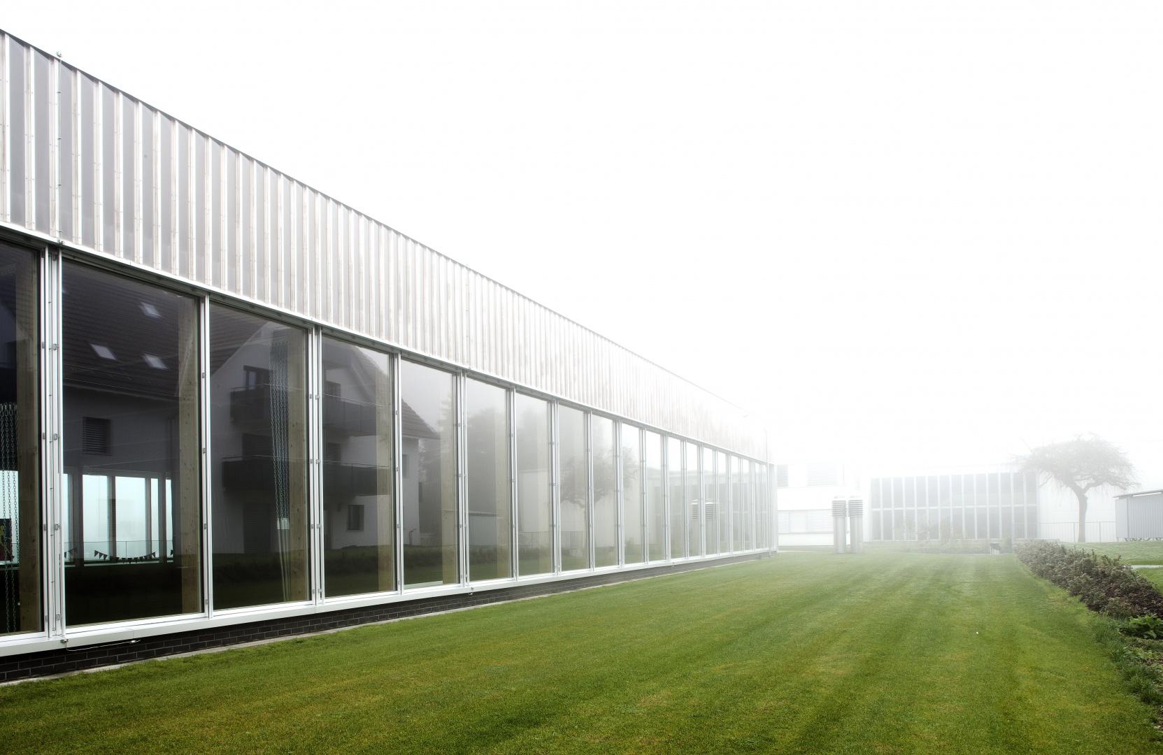 Belichtung Halle © Philipp Baer