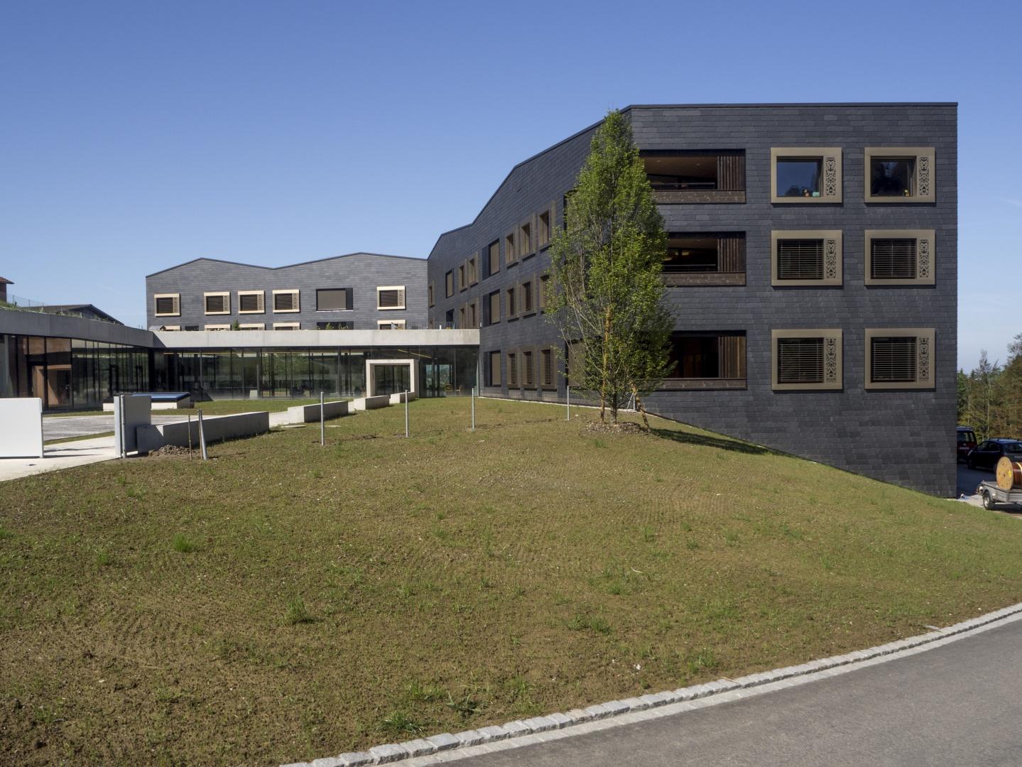 Ostfassade © Ueli Sonderegger GmbH, 9410 Heiden