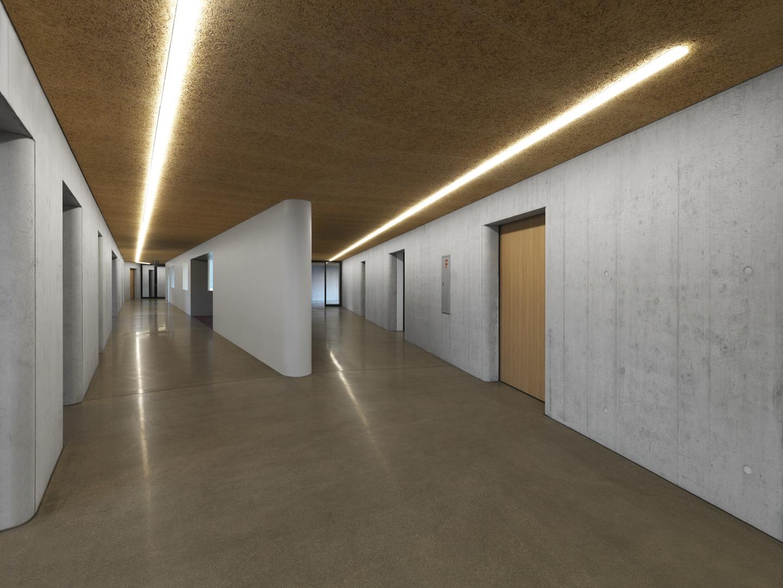 Korridor © Jürg Zürcher Fotografie, 9000 St. Gallen
