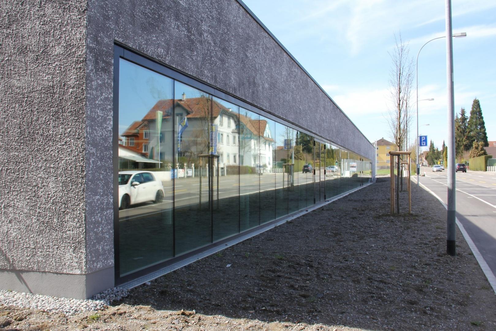 Fensterfront Nord © keiserwerk