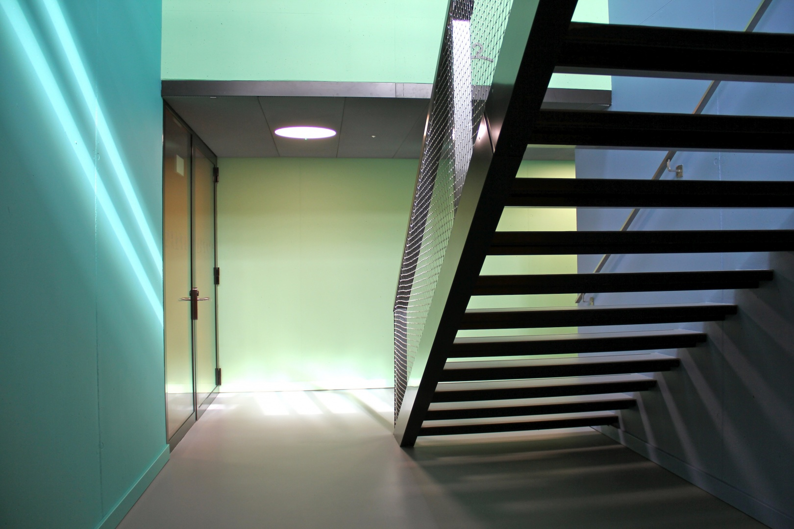 Treppenhaus UG © keiserwerk