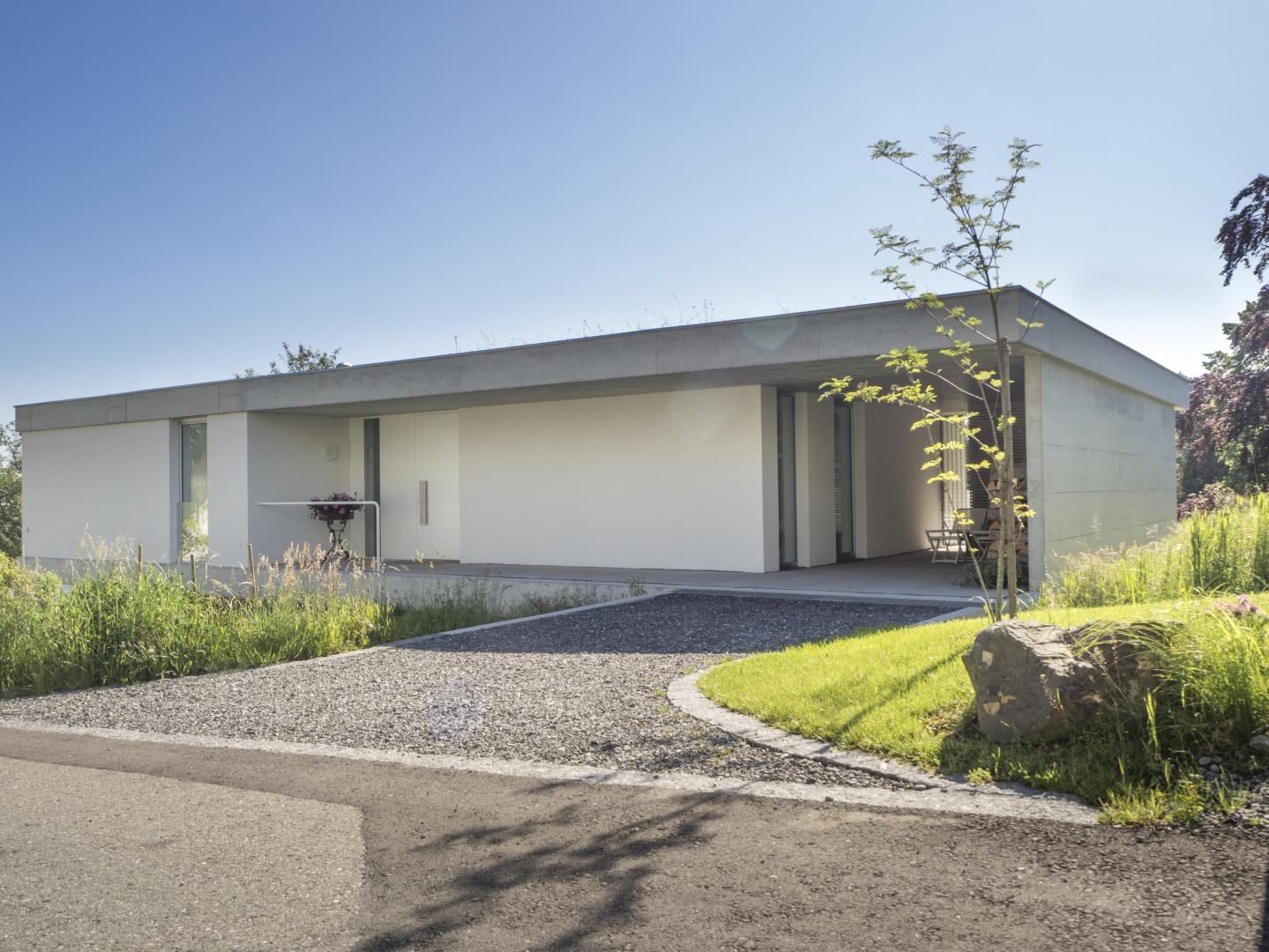 Neubau einfamilienhaus arc award for Neubau einfamilienhaus