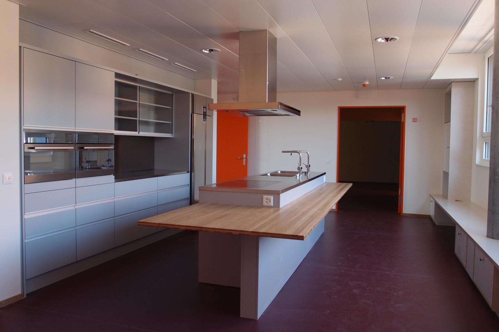 Küche © wwb architekten ag