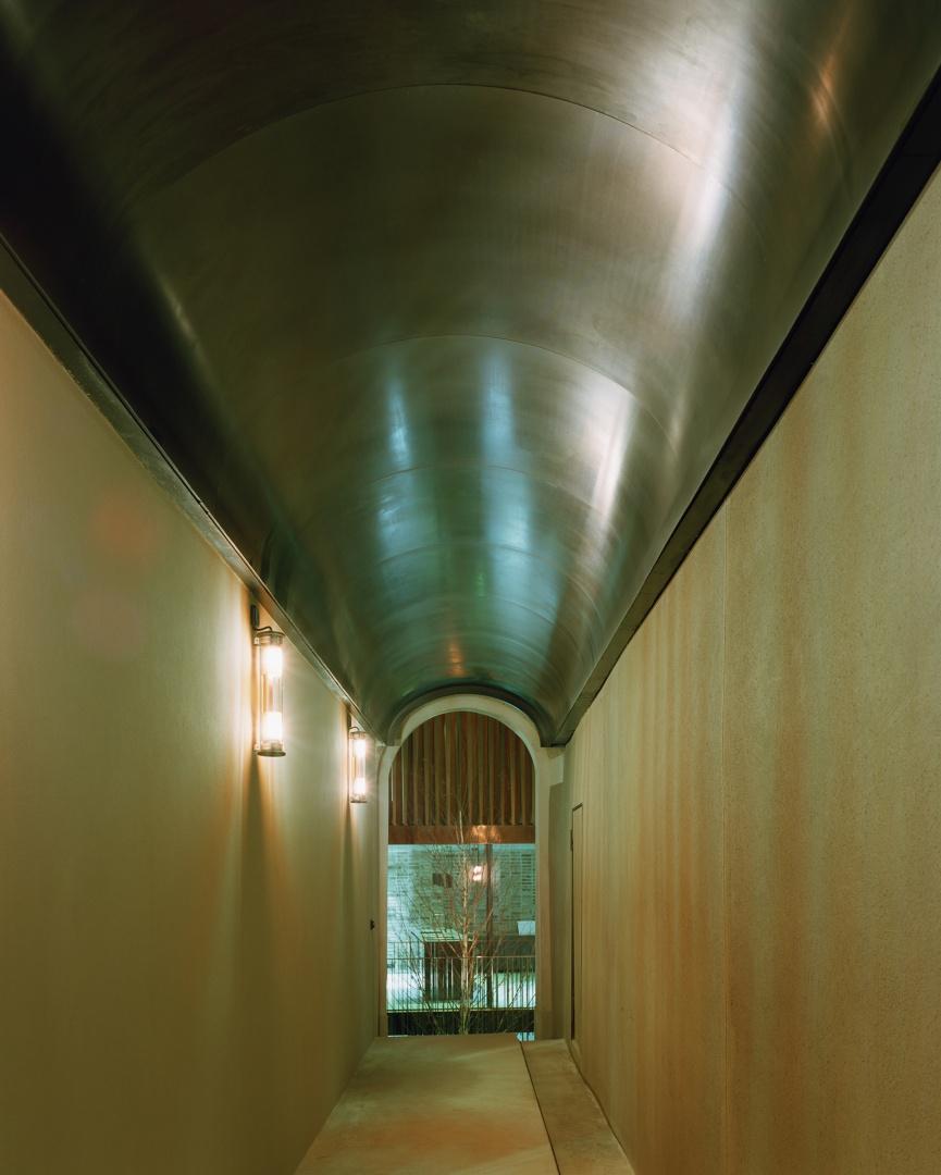 Eingang © Joël Tettamanti, www.tettamanti.ch