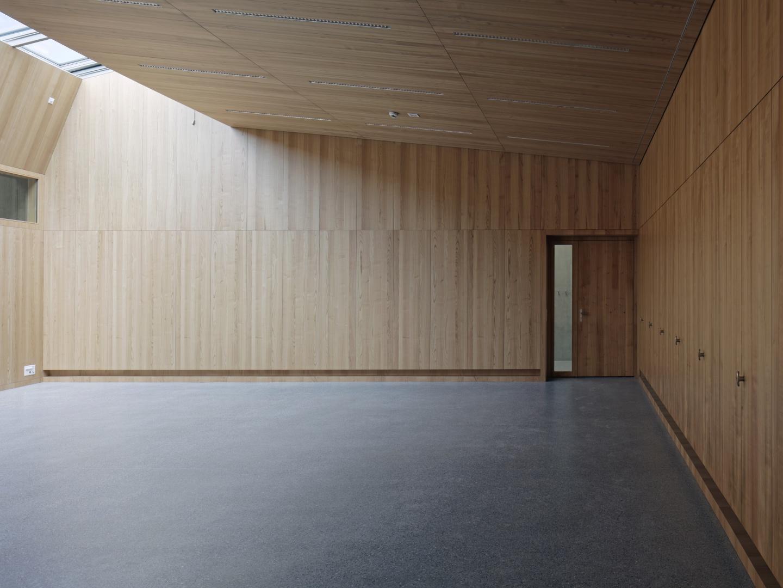 Salle de musique © Oliver Lang