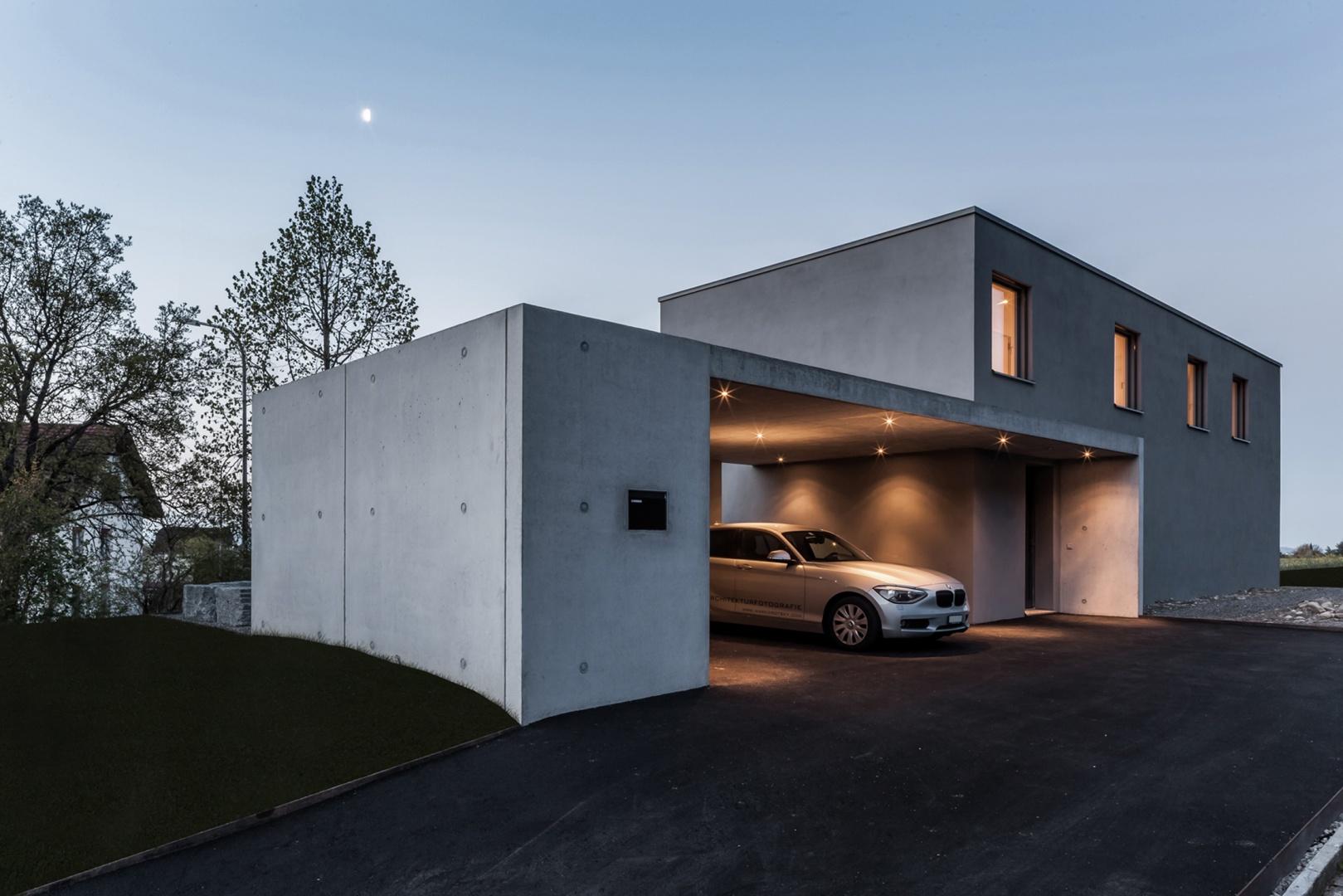 Einfamilienhaus lommiswil arc award for Pramierte einfamilienhauser
