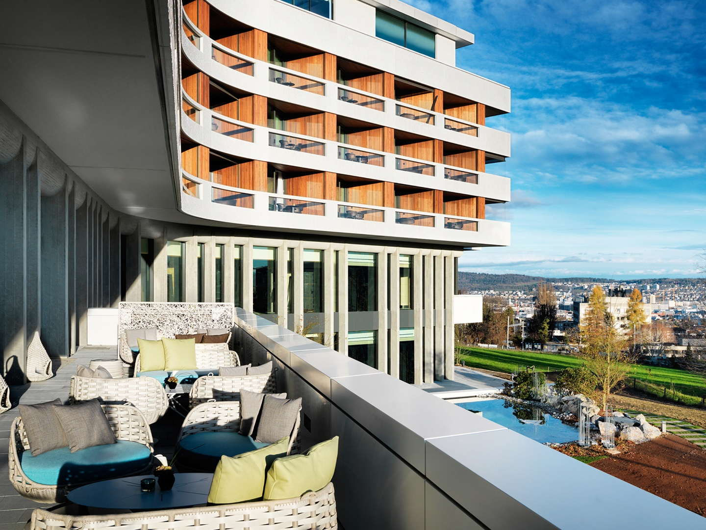 hotel atlantis z rich schweizer baudokumentation. Black Bedroom Furniture Sets. Home Design Ideas