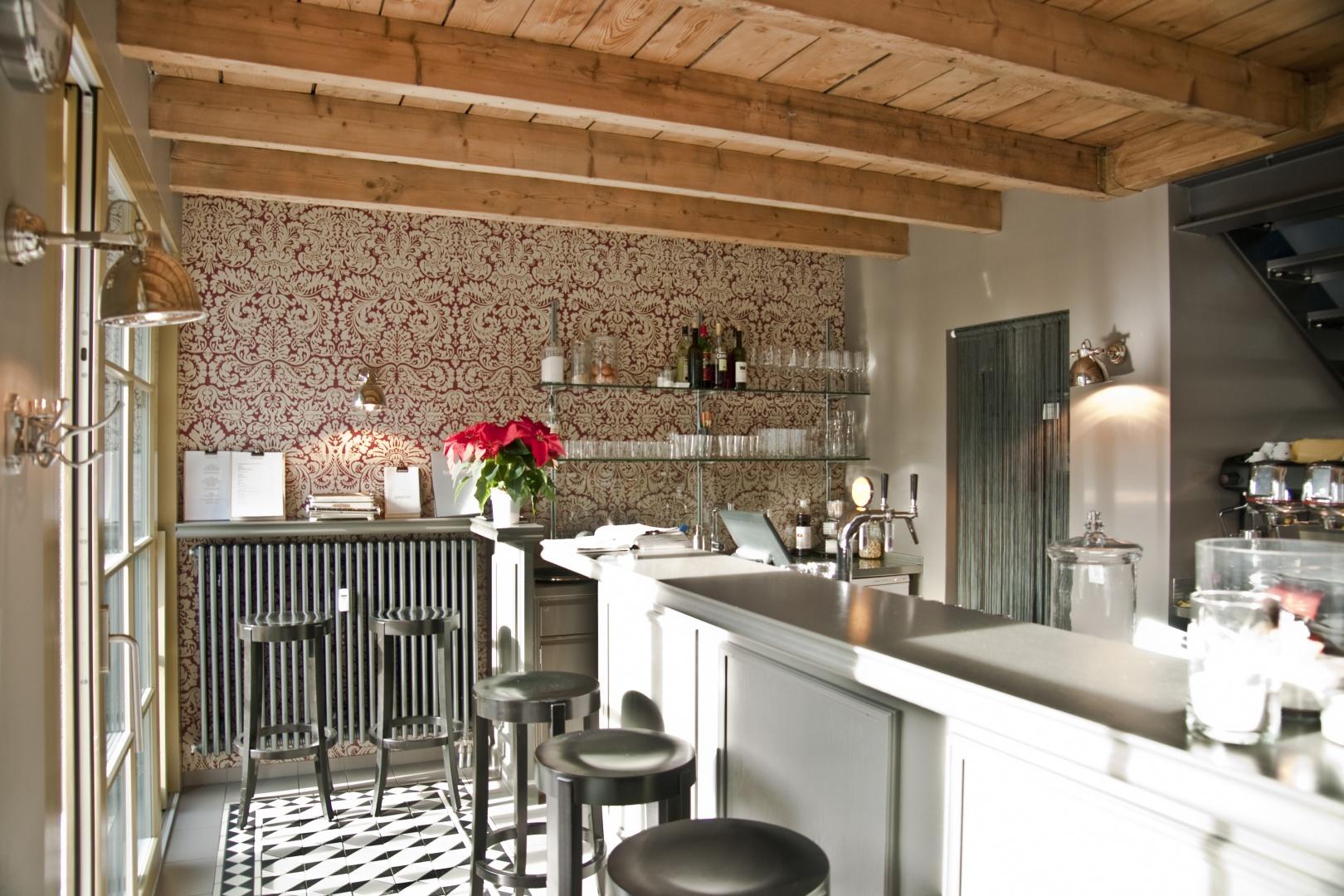 Gartenstadt_Pavillon_Bar © Architektur Rolf Stalder AG
