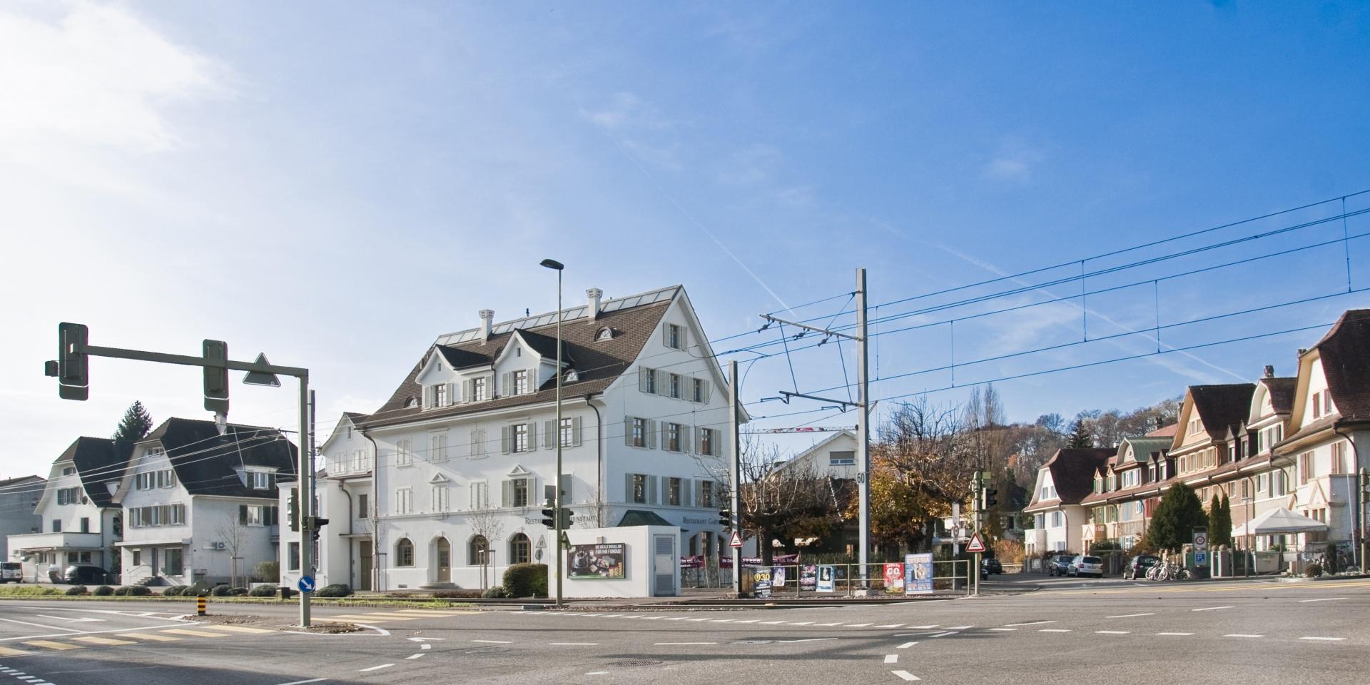 Gartenstadt © Architektur Rolf Stalder AG
