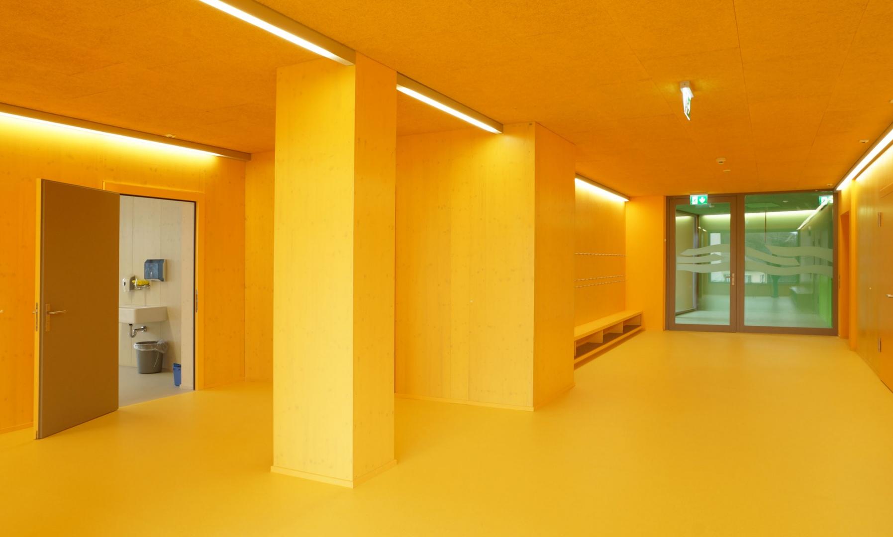2.OG Korridor © Judith Kuoni