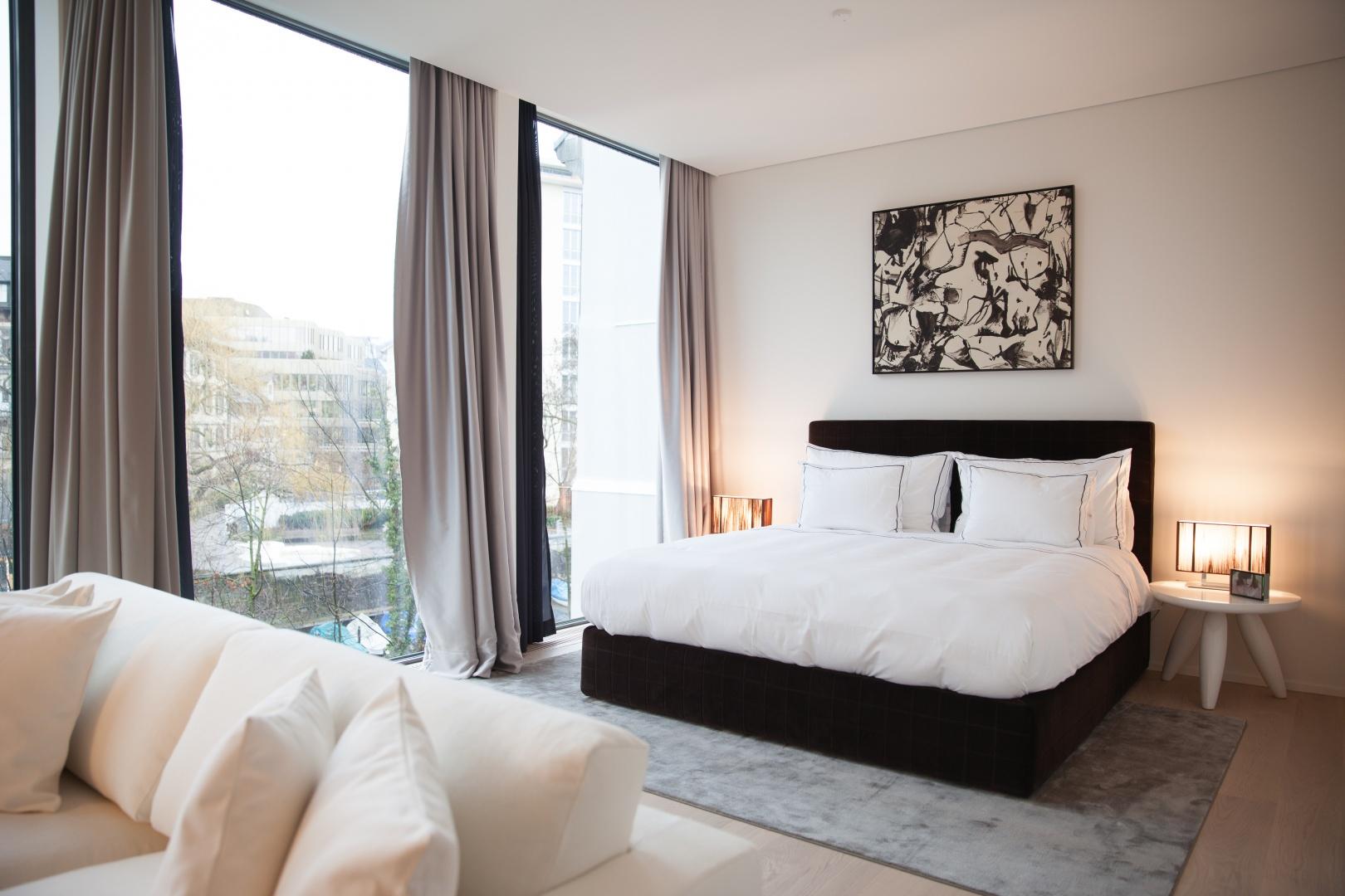 Möblierte Wohnung C © Kalfopoulos Architekten AG