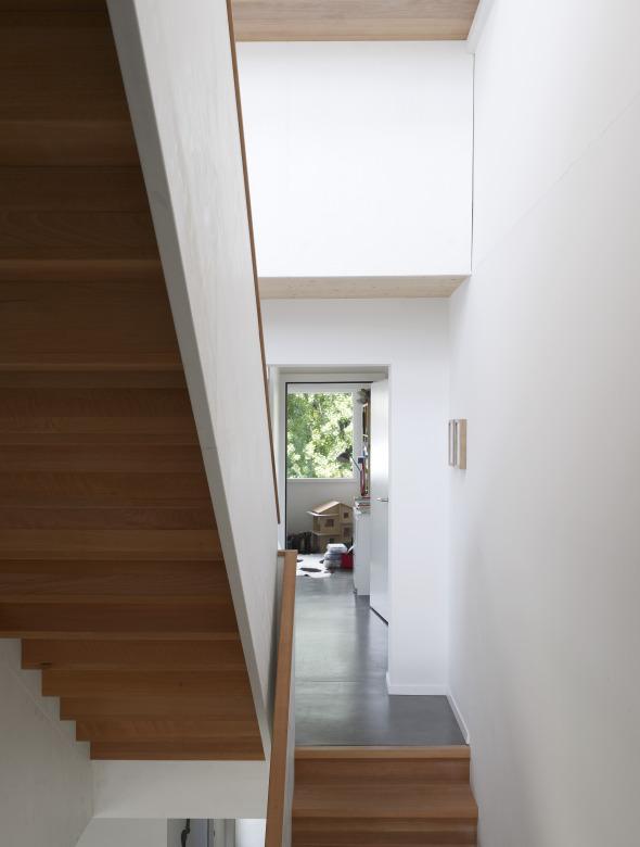 Photo intérieure 6 © Nay Montandon sàrl  Architectes EPFL ETHZ SIA