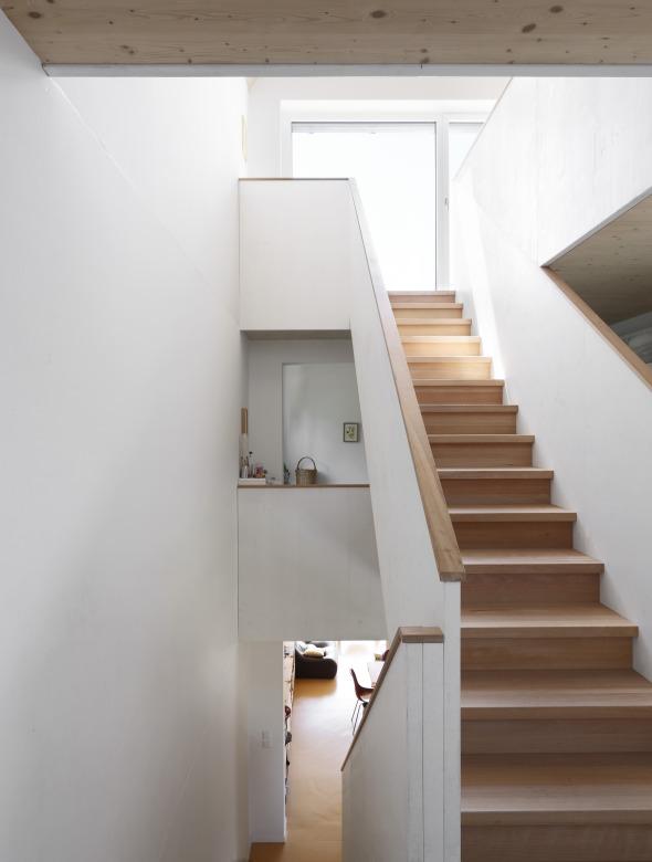 Photo intérieure 7 © Nay Montandon sàrl  Architectes EPFL ETHZ SIA