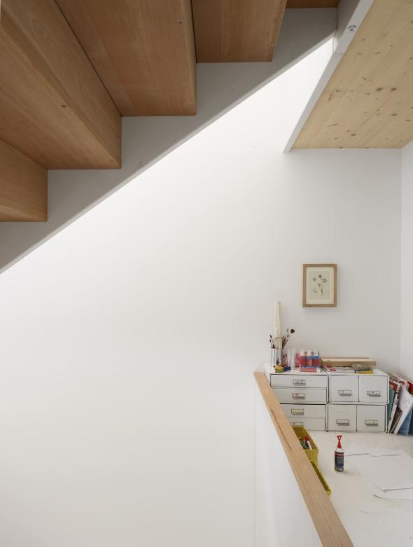 Photo intérieure 8 © Nay Montandon sàrl  Architectes EPFL ETHZ SIA