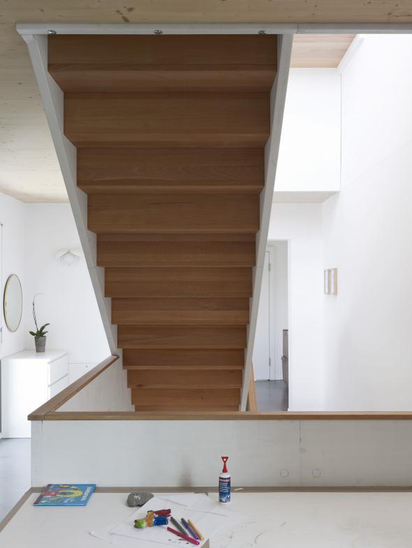Photo intérieure 9 © Nay Montandon sàrl  Architectes EPFL ETHZ SIA