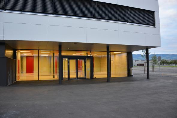 Haupteingang Ostseite © Bandel Lothar, Montlingen