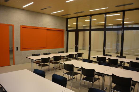 Aufenthaltsraum / Sitzungszimmer für 30 Personen © Bandel Lothar, Montlingen