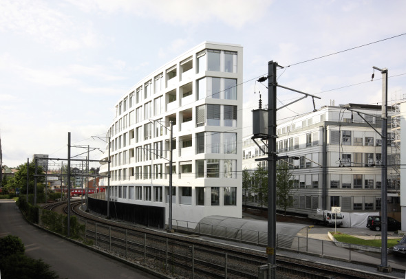 edendrei aussen © Philipp Wieting - Werknetz Architektur