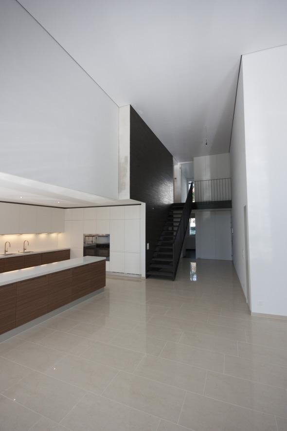 Maisonette Wohnung im EG/1. OG © Philipp Wieting - Werknetz Architektur