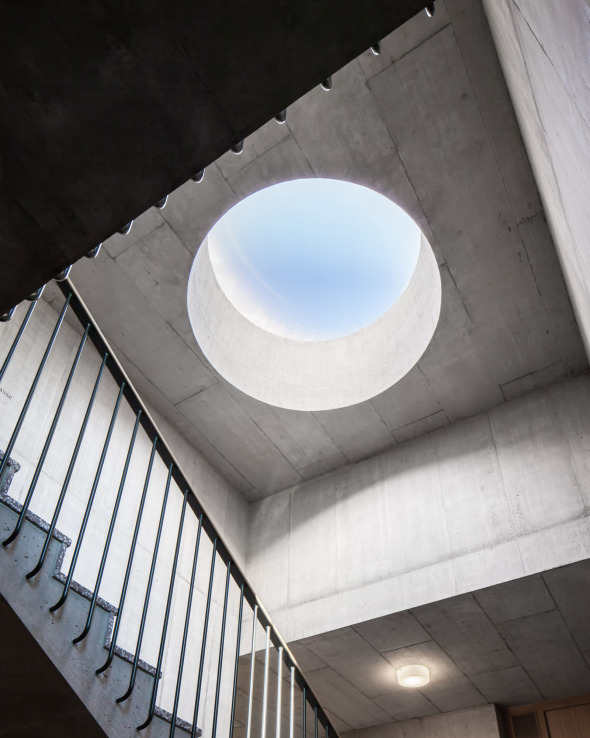 Treppenhaus © Foto: Roman Keller