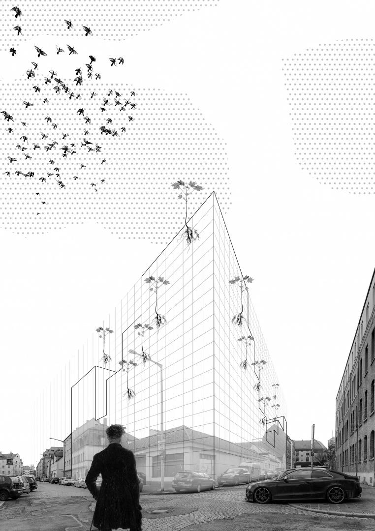 Konzeptrender © Matthias Pabst / Cleo Gelke