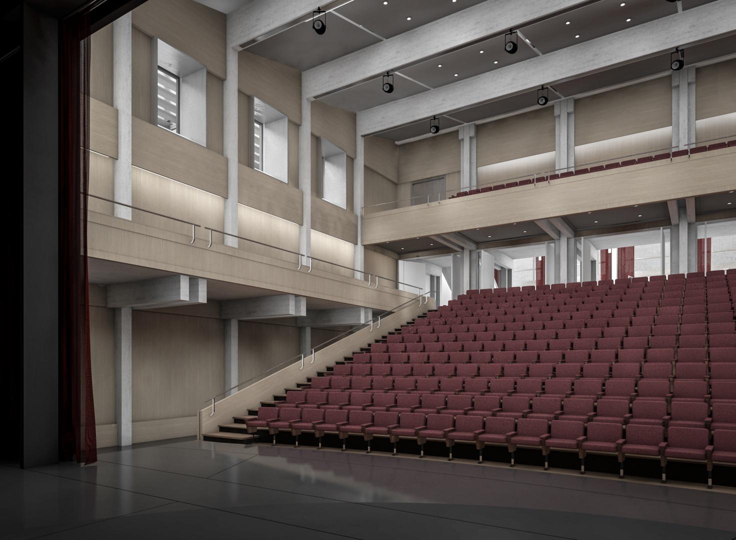 Hauptsaal © LH