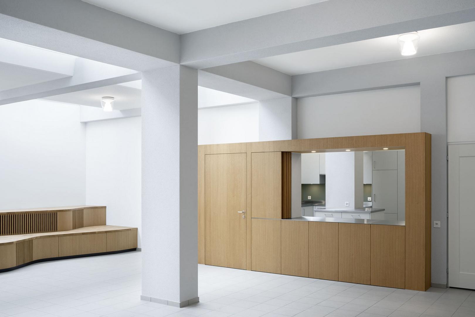 Foyer © Michael Egloff, michaelegloff.ch