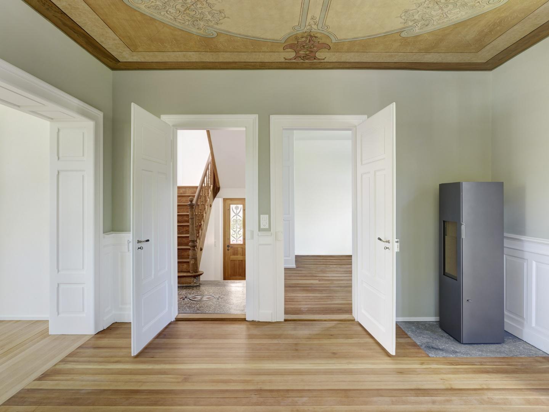 Wohnzimmer © Jürg Zimmermann, Zürich
