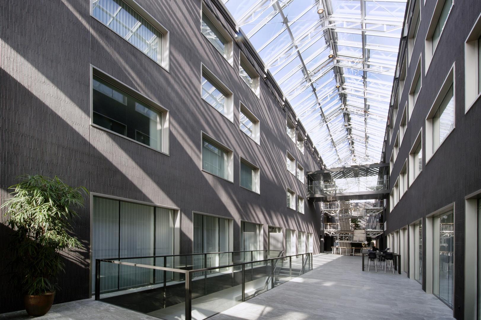 Innere Halle © Schulthess Klinik