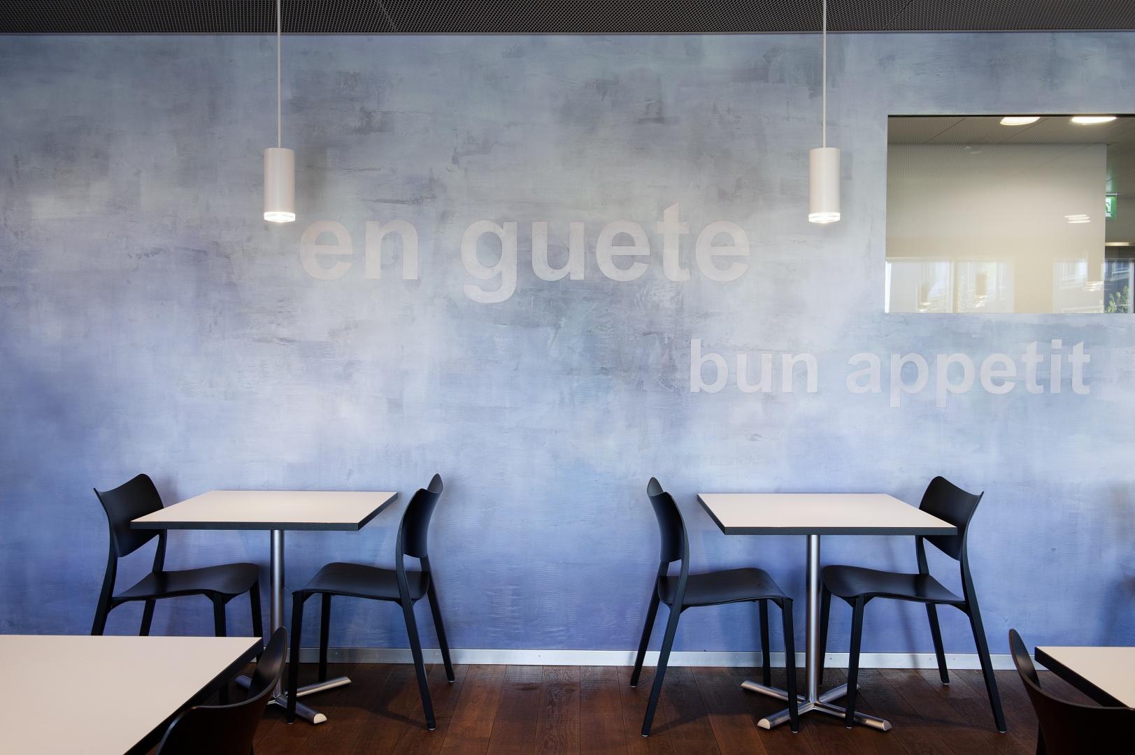 Restaurant Detail © Schulthess Klinik