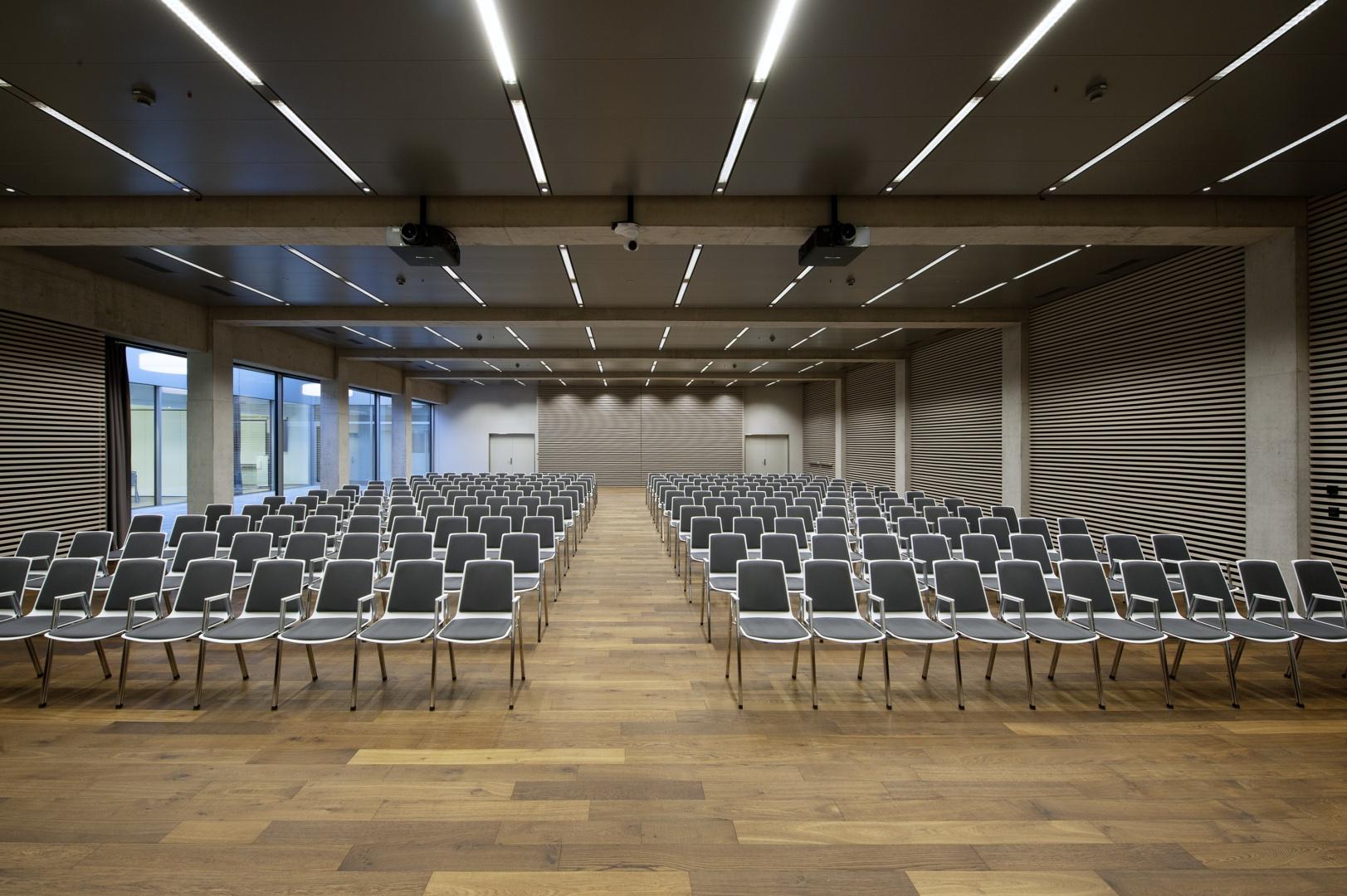 Auditorium Totale © Schulthess Klinik
