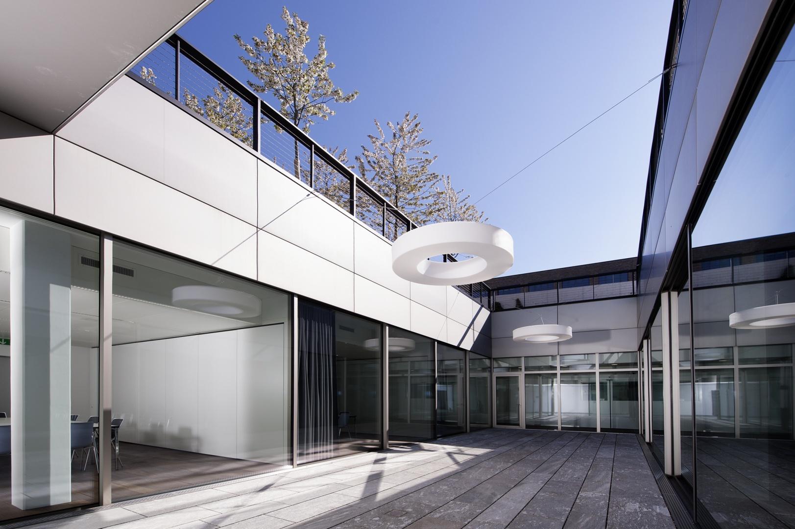 Auditorium Lichthof © Schulthess Klinik