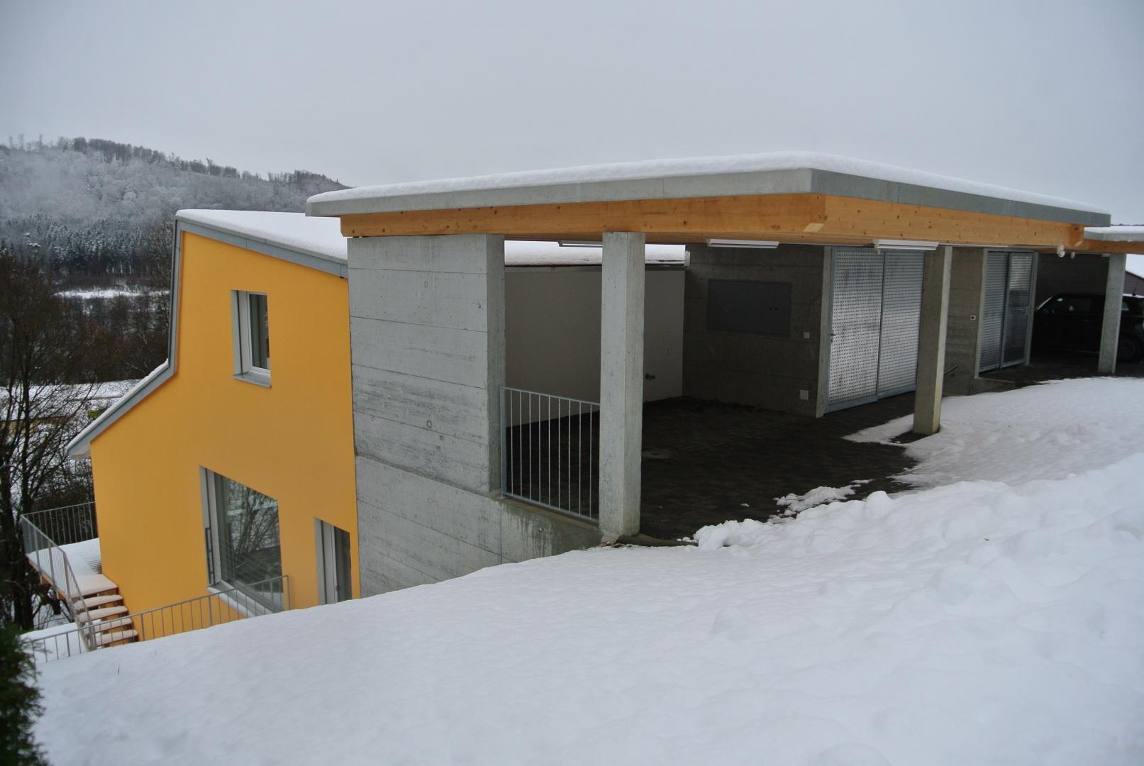 Von Strasse © Binder Architektur AG