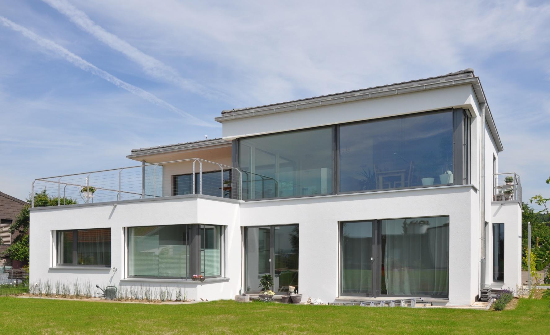 Südfassade © Binder Architektur AG