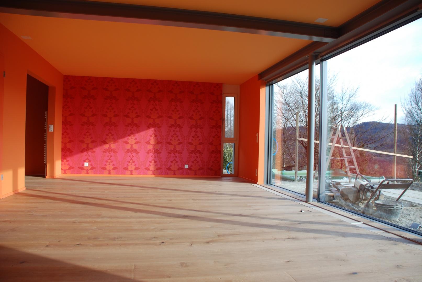 Innen © Binder Architektur AG