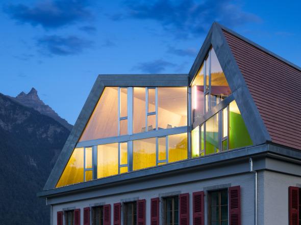 © Hannes Henz, Zürich