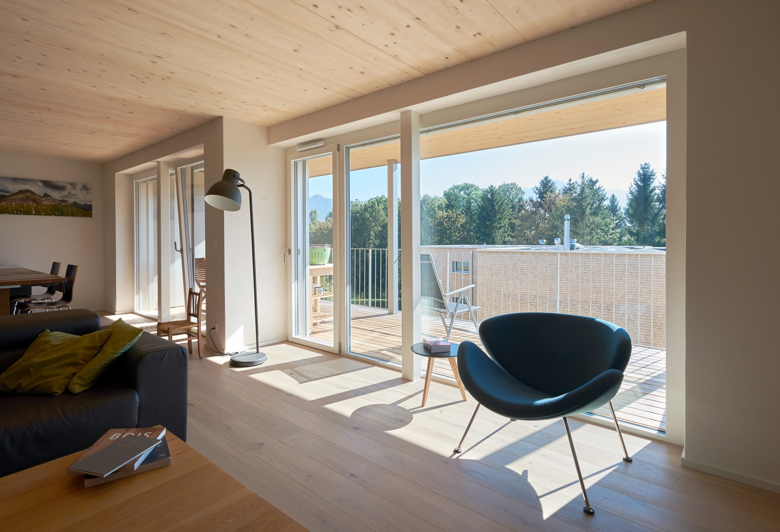 Deux immeubles cologiques minergie p eco schweizer baudokumentation - Immeuble ecologique ...
