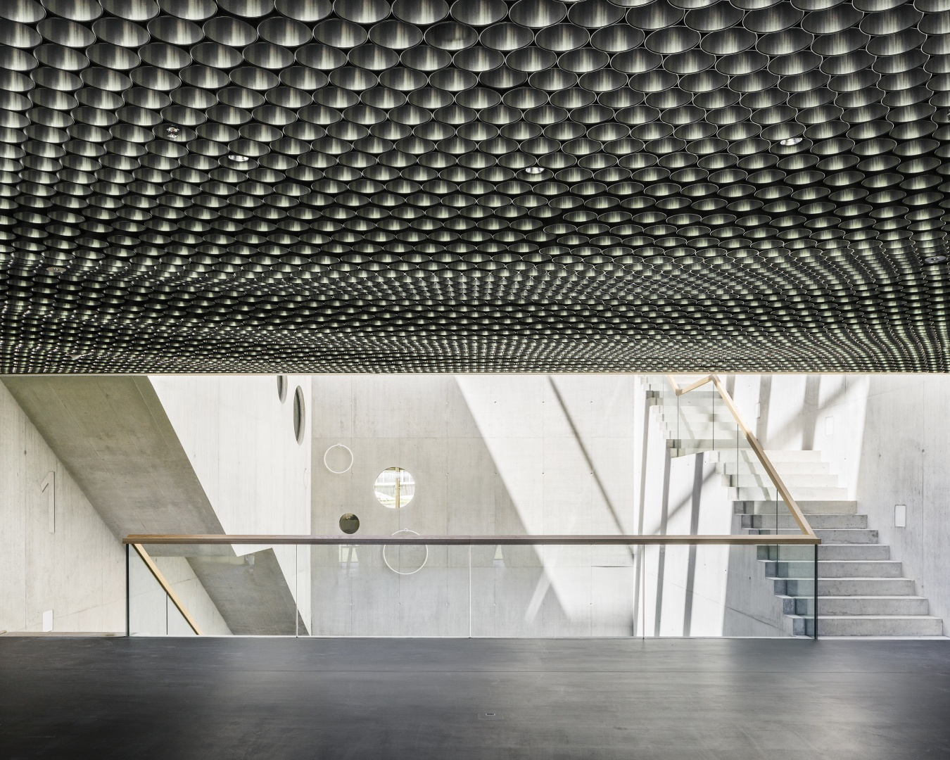 1. Obergeschoss  © Roman Keller