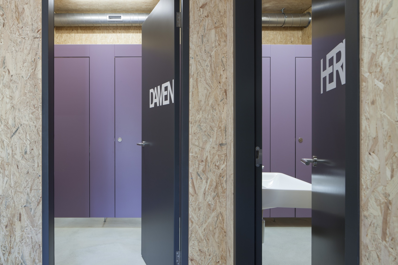 WC-Anlagen © Børje Müller