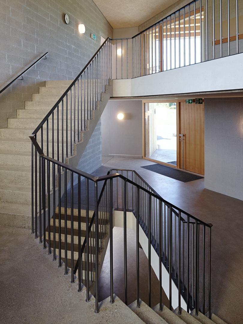 Treppe © Michel Bonvin