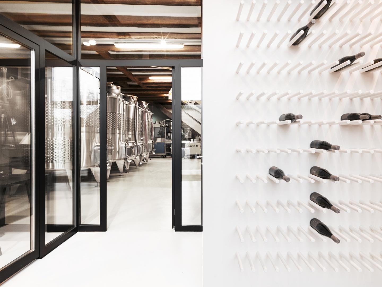 Entré, Erdgeschoss © Andrin Winteler, bürobureau GmbH Ottilienstrasse 17 CH - 8003 Zürich