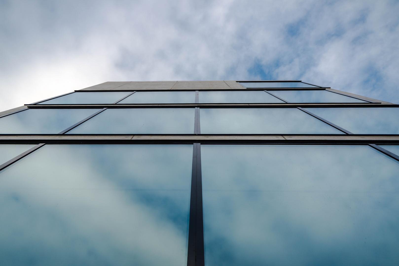 Glasfassade © Wyss Architektur + Bauleitung GmbH