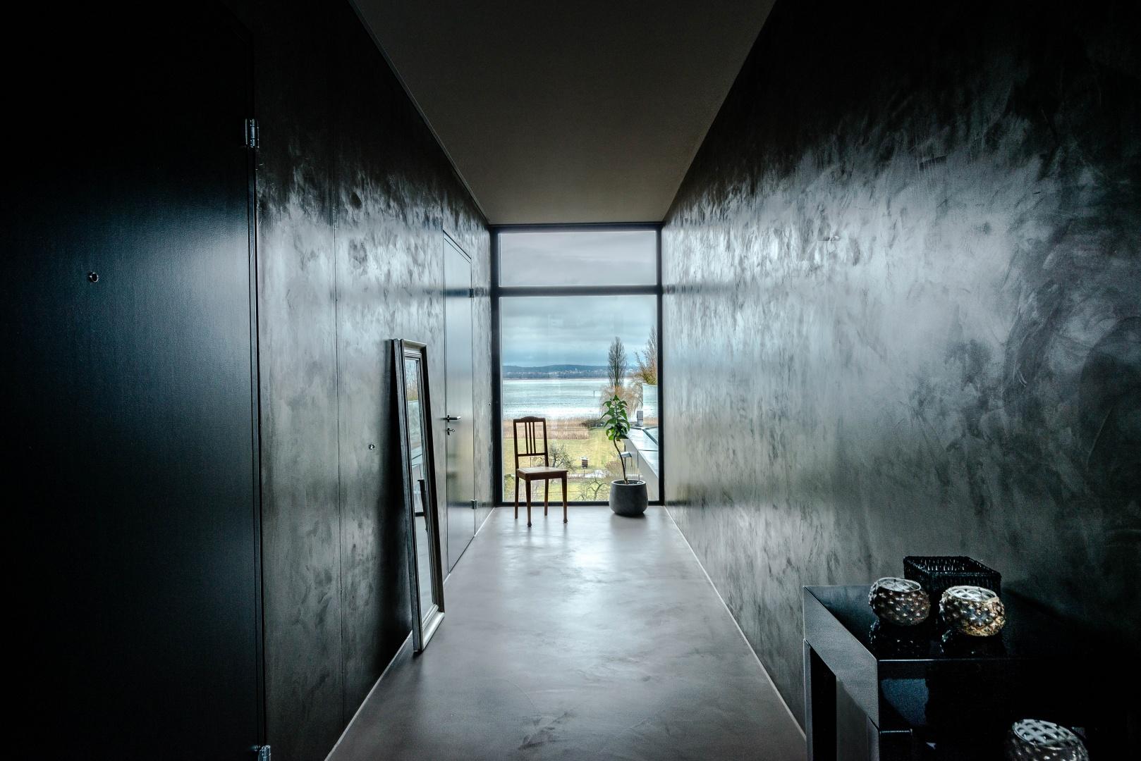 Attikawohnung Korridor © Wyss Architektur + Bauleitung GmbH