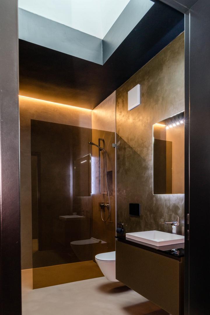 Attikawohnung Wohnbereich © Wyss Architektur + Bauleitung GmbH
