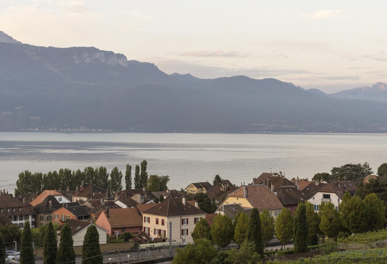 © Matthieu Gafsou, Lausanne