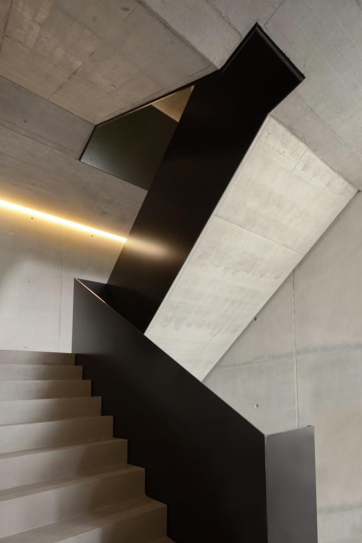 Treppenhaus © Wyss Architektur + Bauleitung GmbH