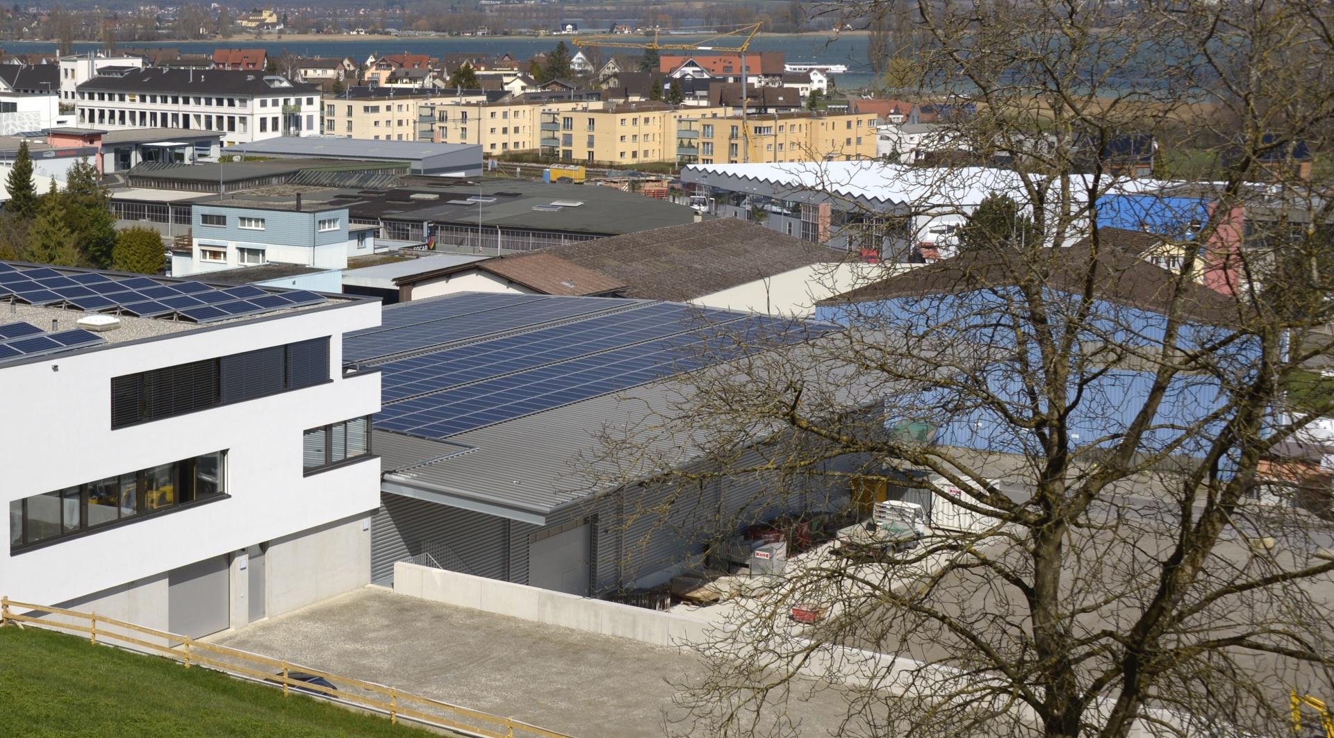Aussenansicht © Wyss Architektur + Bauleitung GmbH