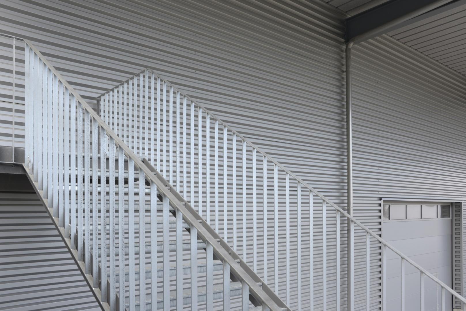 Aussentreppe © Wyss Architektur + Bauleitung GmbH