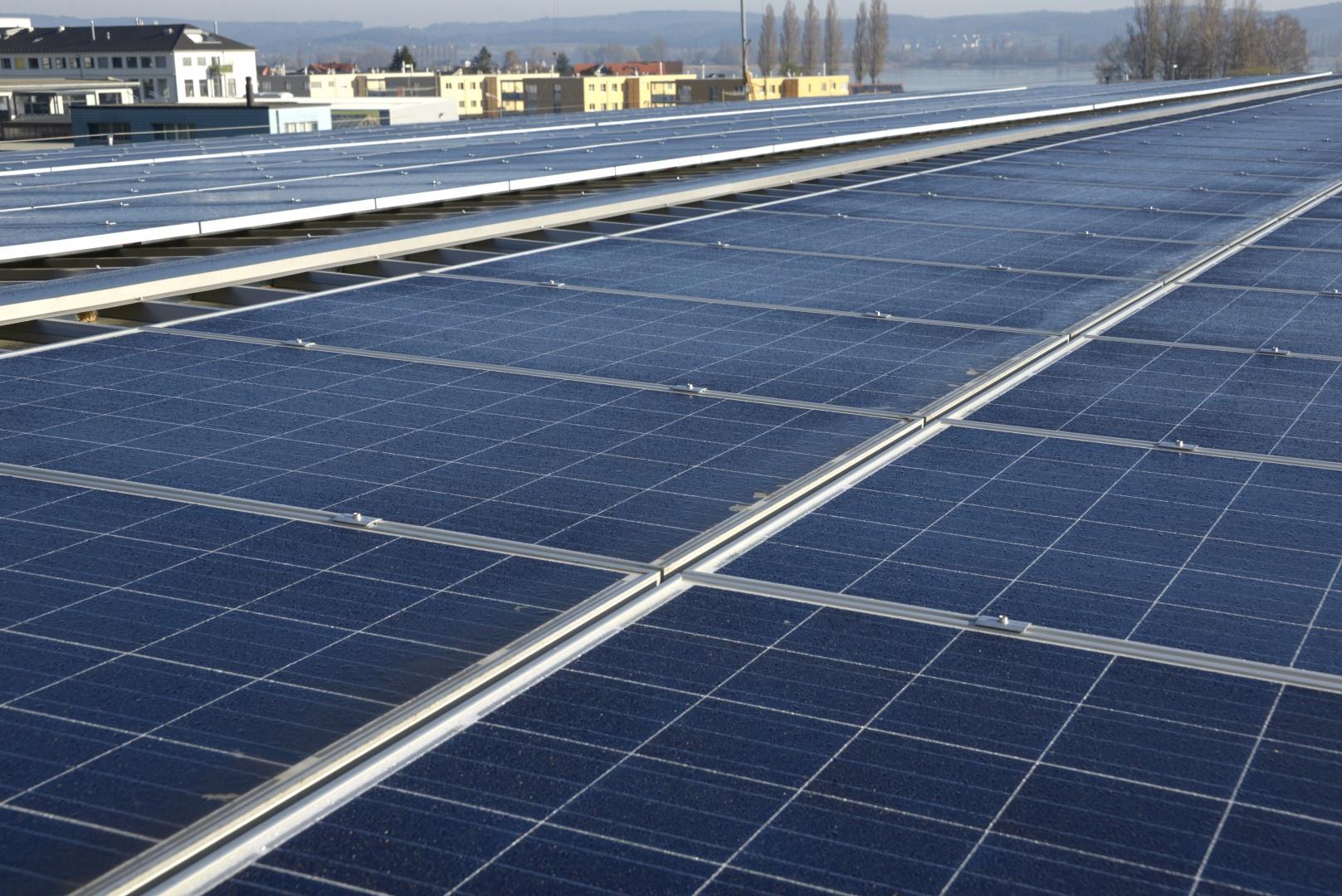 Photovoltaik © Wyss Architektur + Bauleitung GmbH